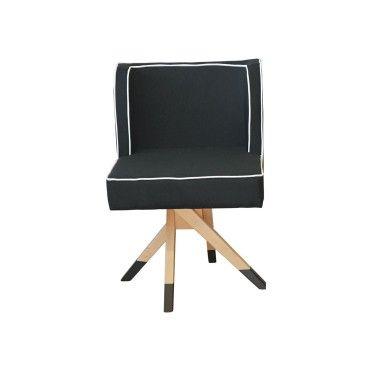 Πολυθρόνα 0105. Πολυθρόνα με ξύλινο σκελετό από φουρνιστή οξιά, σε χρώμα βαφής και χρώμα υφάσματος-δερματίνης επιλογής σας. Κατάλληλη για καφετέριες, μπαρ, ξενοδοχεία.