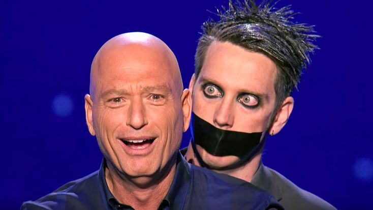 Funny man Tape Face is back with more antics on America's Got Talent!