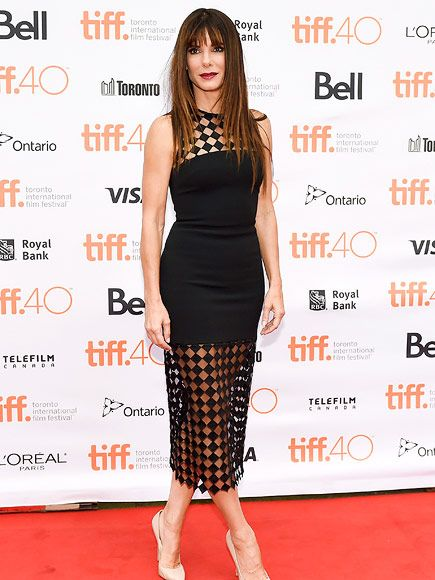 Between Sandra Bullock's career as an A-list actress and being a mom to her 5-year-old son, Louis, there's virtually nothing she can't handle – except for the carpool lane that is. #TIFF #TIFF2015