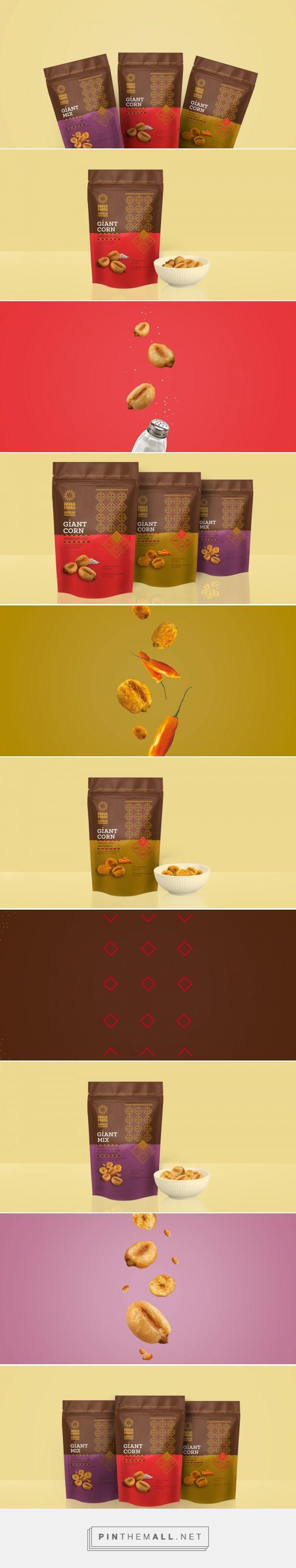 Nina Muru Snacks — The Dieline - Branding & Packaging