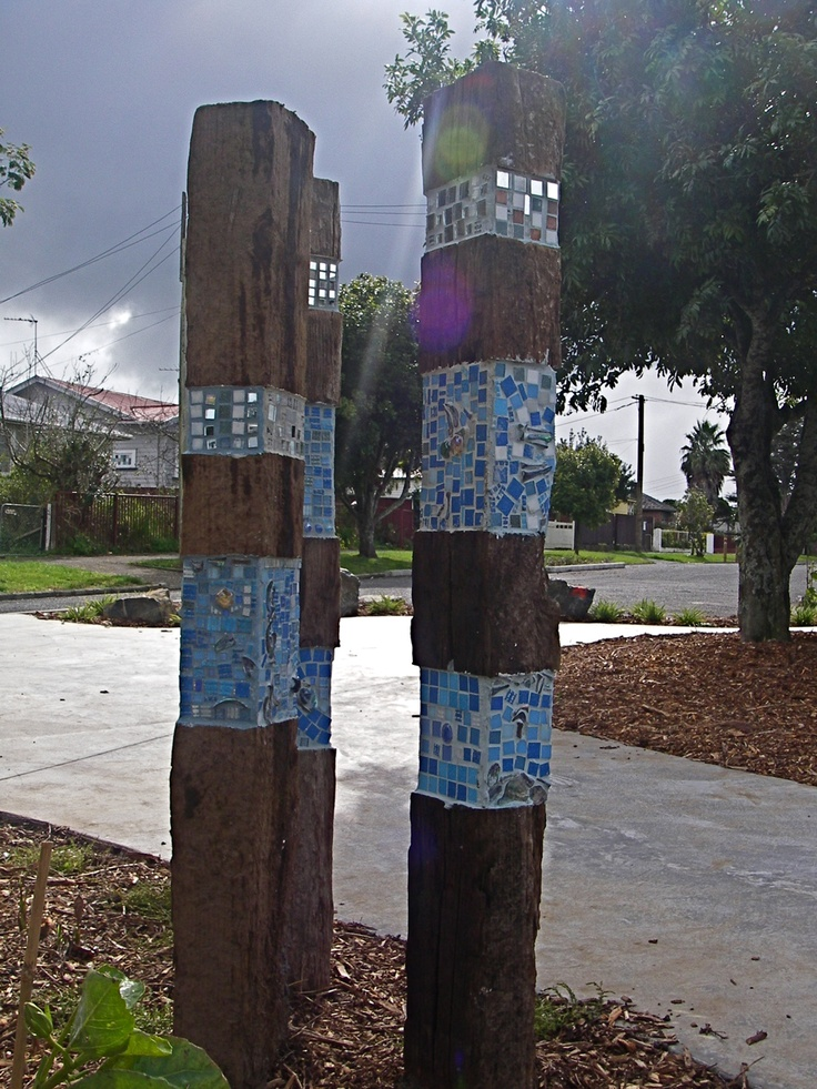 Totem Art #auckland #liveable streets