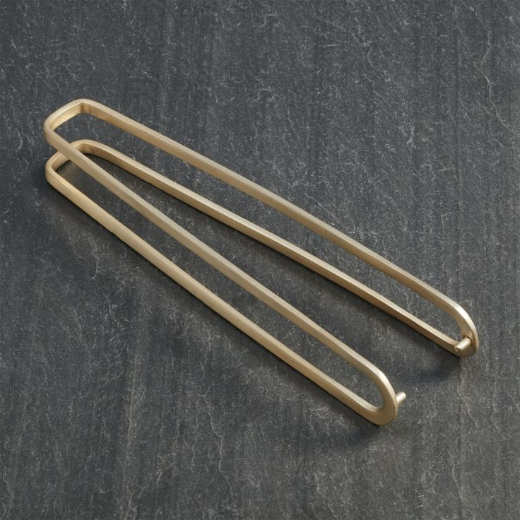 Orb Ice Tongs - Crate and Barrel