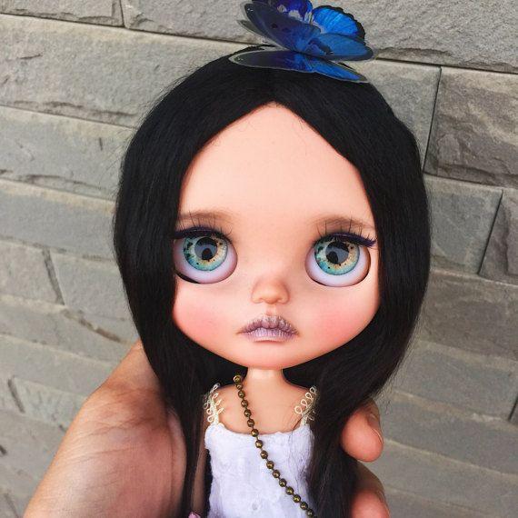 Realistische Eyechips für Neo Blythe Puppe Juwel von StableHouse