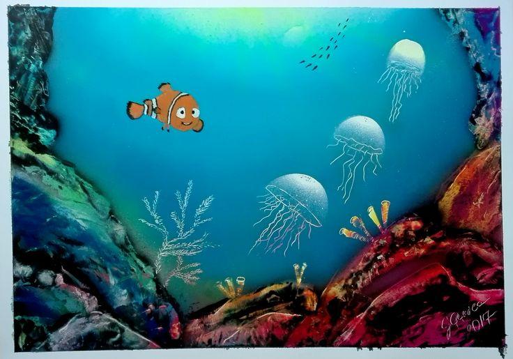 Némó nyomában Finding #Nemo