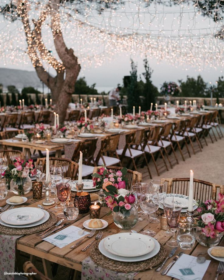 La tavola del matrimonio – La mise en place è fondamentale nel giorno delle noz…