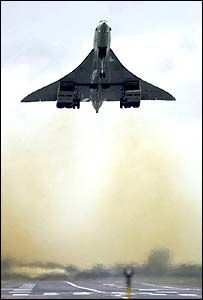 Concorde - the greatest plane ever! Was talking to my kids about it. Sad they never saw it :(