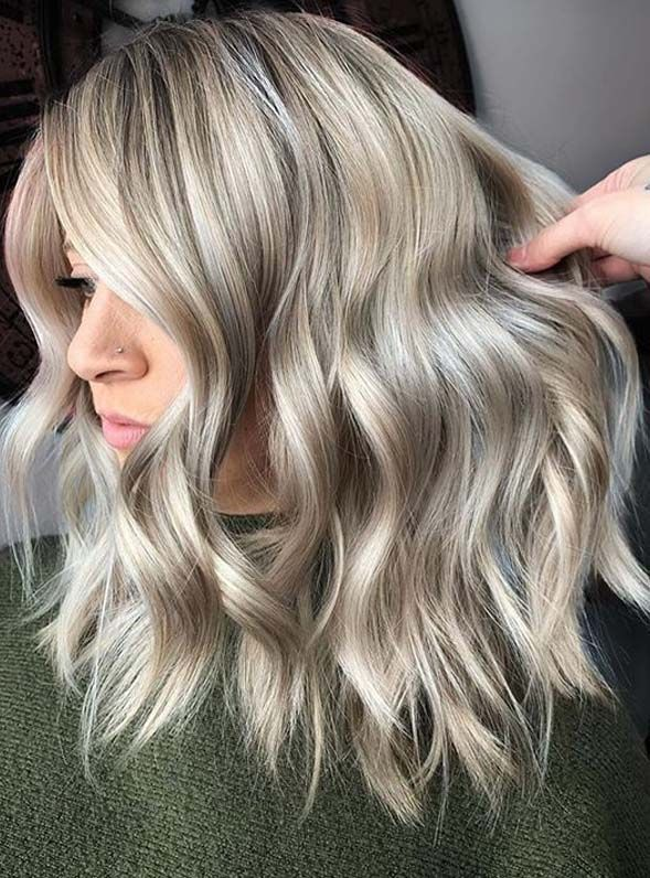 Best Ash Blonde Hair Color Tones To Show Off In Year 2020 In 2020 Ash Blonde Hair Colour Blonde Hair Color Cool Toned Blonde Hair