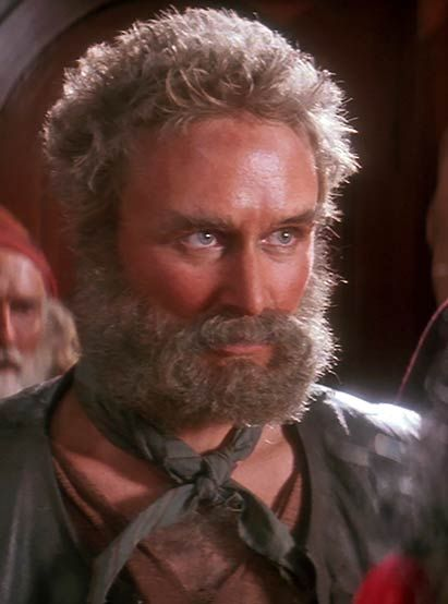 """One of the most amazing cameos ever: Glenn Close as Gutless the Pirate, in Hook (the one who gets shut into the """"boo box""""). Mind blown."""