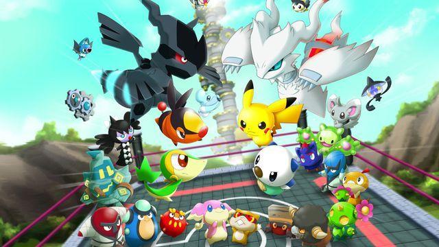 Pokémon's next mobile game is a take on Pokémon Rumble