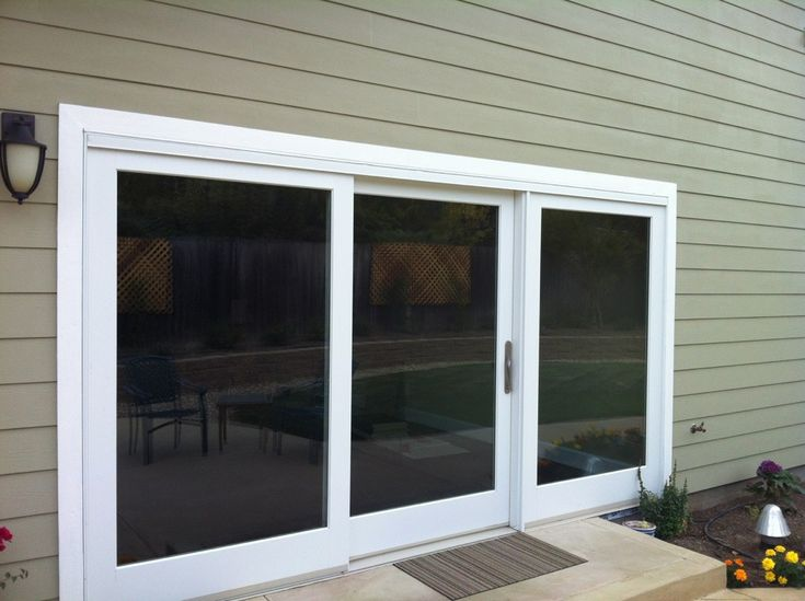 10 best images about z doors on pinterest for Non sliding patio doors