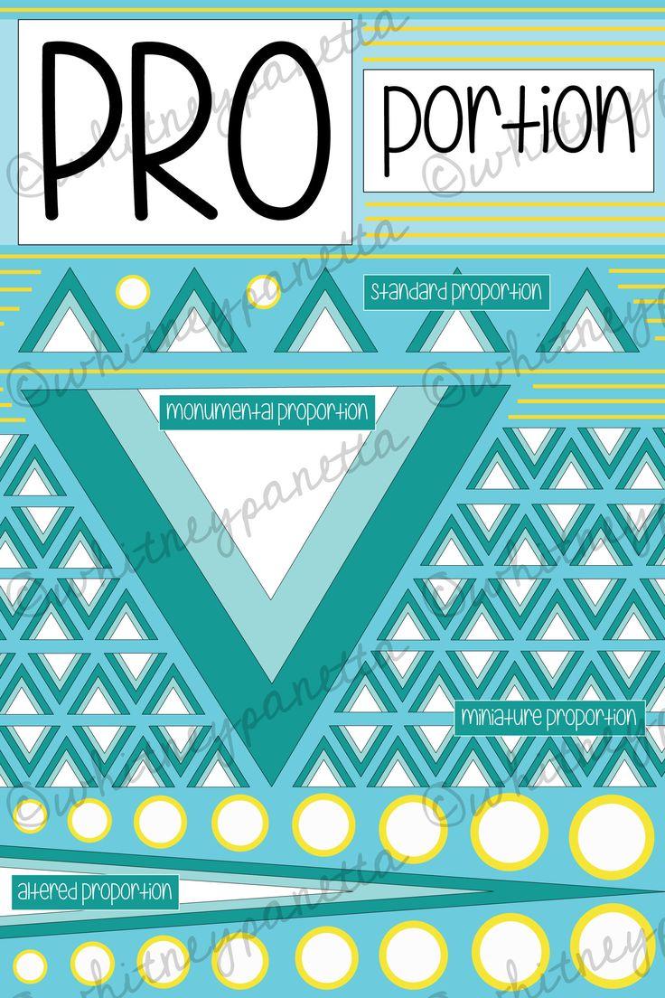Poster design layout principles - Art Education Principles Of Design Poster Pack