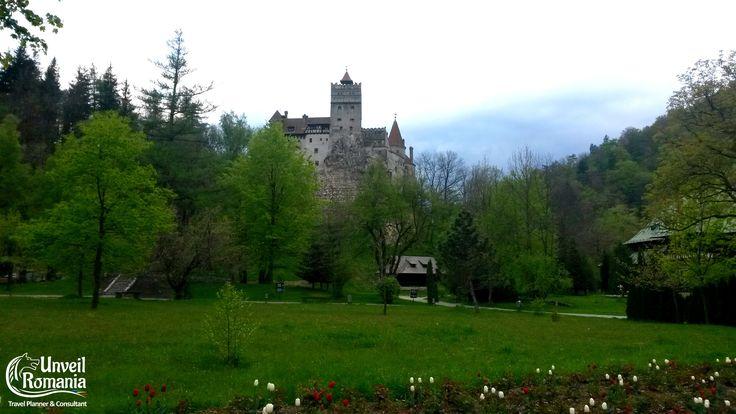 "Bran Castle, ""home"" of Dracula #traveltoRomania #Transylvania #Dracula #castle"