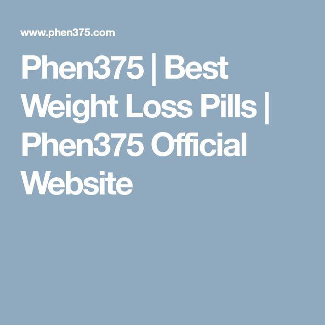 Phen375 | Best Weight Loss Pills | Phen375 Official Website