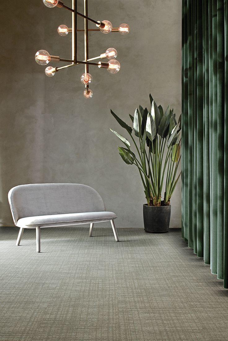 Contemplation colour Primitive, carpet tiles, Interface