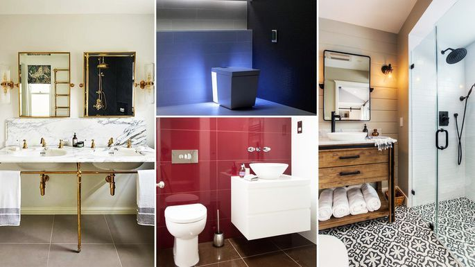 Bathroom Interior Design Ideas To Check Out 85 Pictures: Best 25+ Bathroom Trends Ideas On Pinterest
