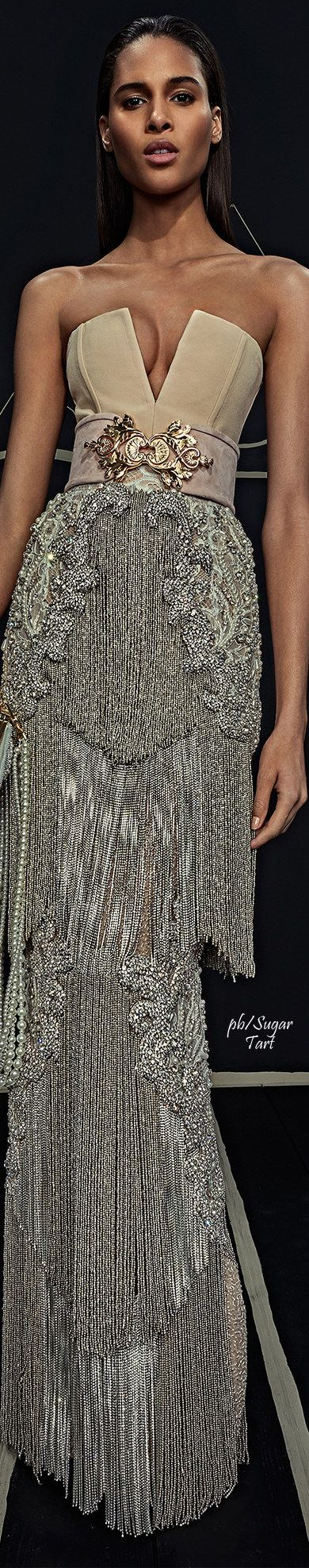 Balmain Pre-Fall 2016.. Again with the detail, I'm in love!