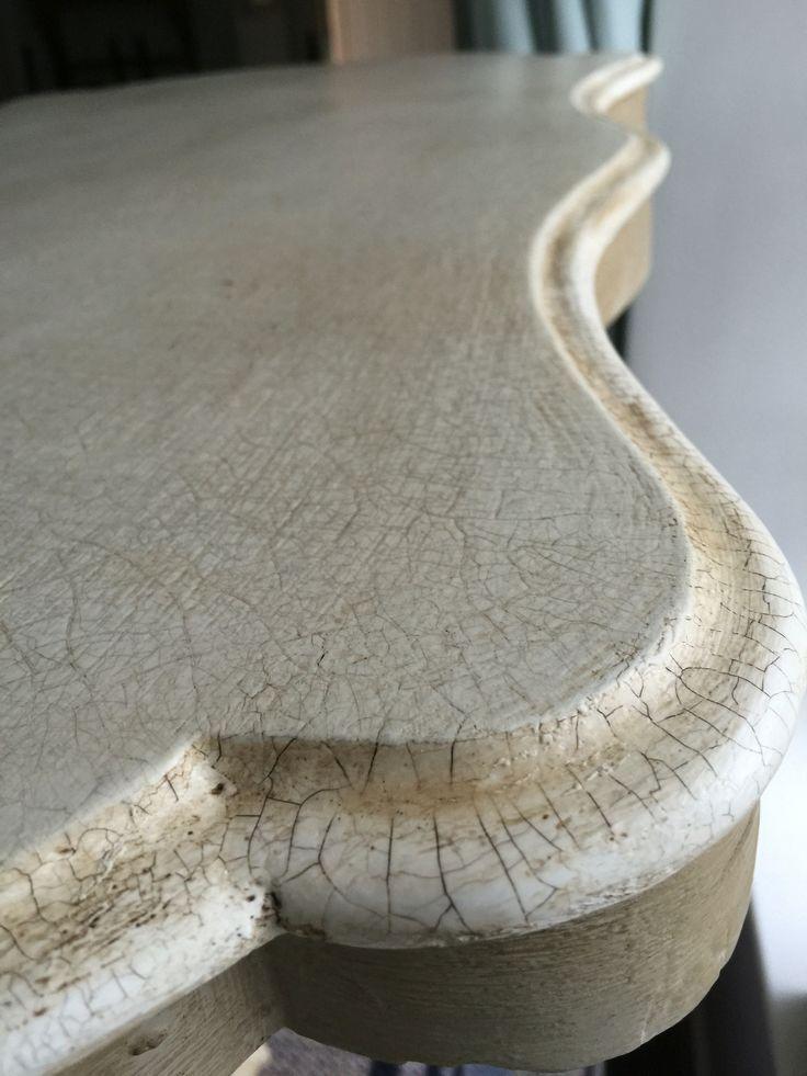 88 Best Crackle Paint Furniture Images On Pinterest