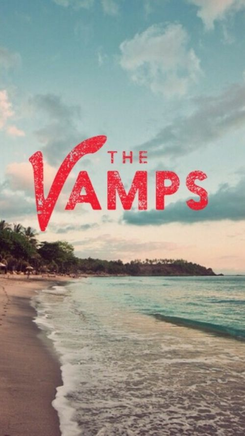 Group of: lockscreens — The Vamps logo | We Heart It