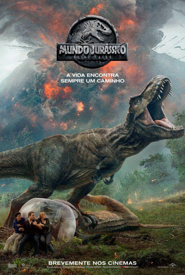 Mundo Jurassico 2 Reino Caido Ver Filme Completo Online Hd Em