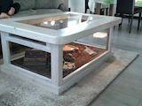 Fabrication de tables basses terrariums et autres terrariums