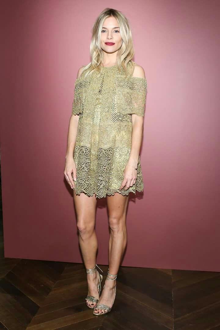 Simply beautiful Sienna Miller.
