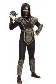 Dragon Ninja Kostümü, Erkek Çocuk Kostümleri, Ülke Kostümleri,Erkek Çocuk Ülke Kostümleri,