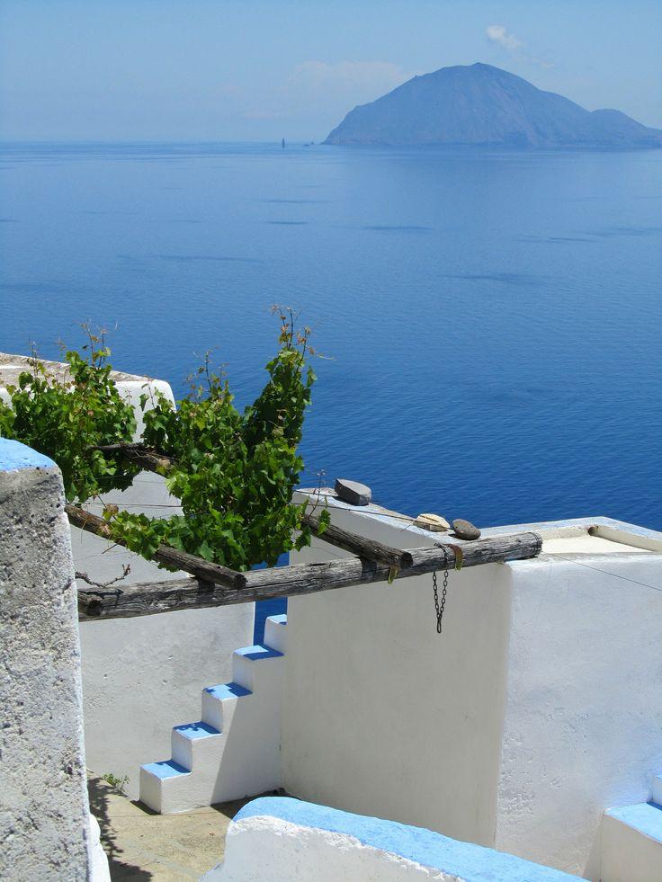Eolie Islands, Lipari, Sicily_ Italy