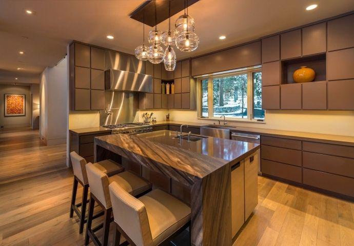Дом в естественных цветах - Дизайн интерьеров | Идеи вашего дома | Lodgers