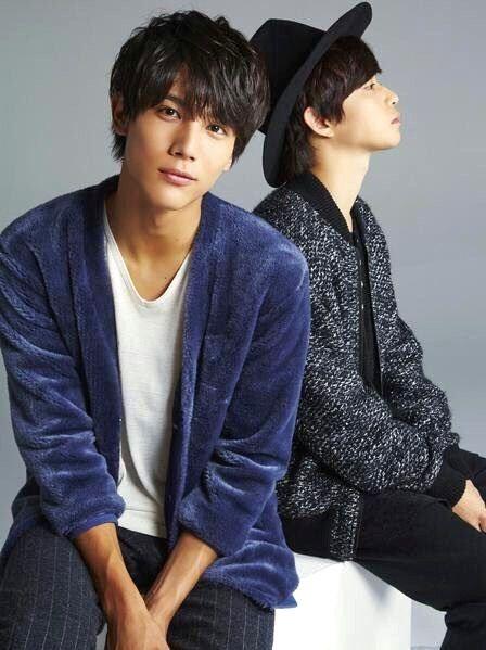 Taishi Nakagawa x Yudai Chiba