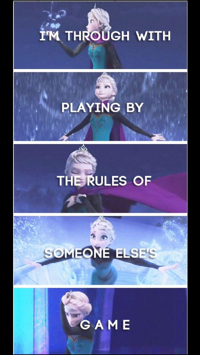 Lyric frozen let it go lyrics : 69 best Elphaba and Elsa images on Pinterest | Disney stuff ...