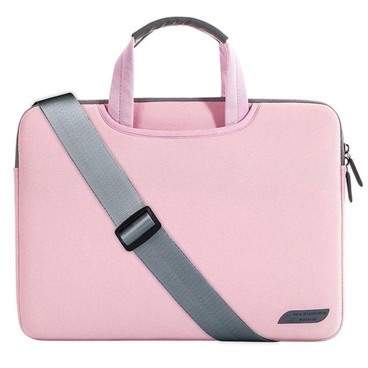 Cartinoe Soft Laptop Bag Case for Macbook Air 11 12 13 14 15 15.6 inch Shoulder Messenger Handbag Carrying Sleeve Protective Bag