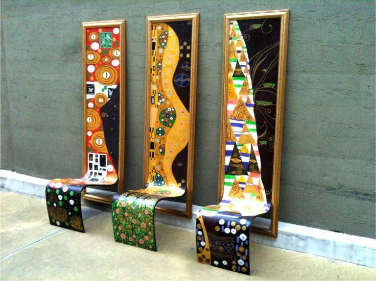 Klimt Chair 1-3 (each)