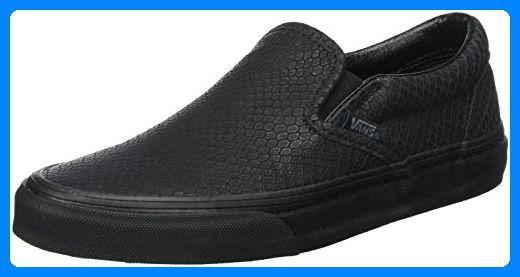 Vans Unisex-Erwachsene Classic Hausschuhe, Schwarz, 38.5 EU - Sneakers für frauen (*Partner-Link)