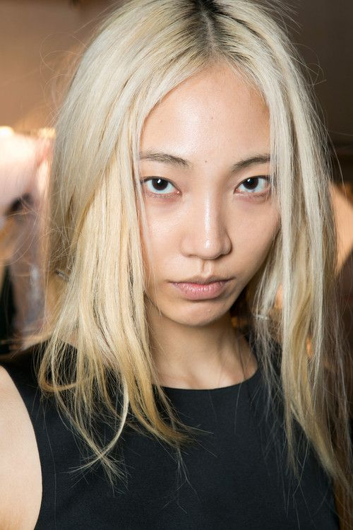 Asian Vs Blonde 12