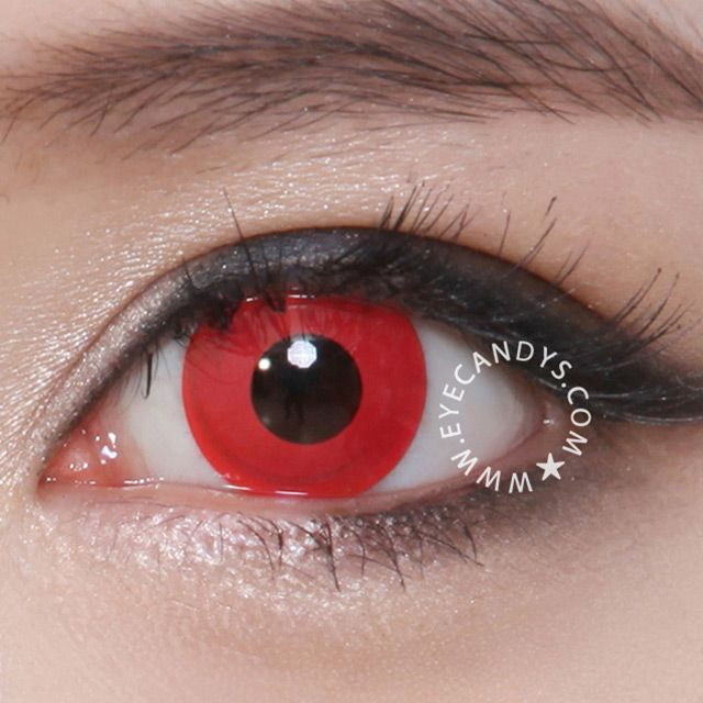 Ready for Halloween? No ghoulish look is ever complete without the perfect pair of costume contact lenses!