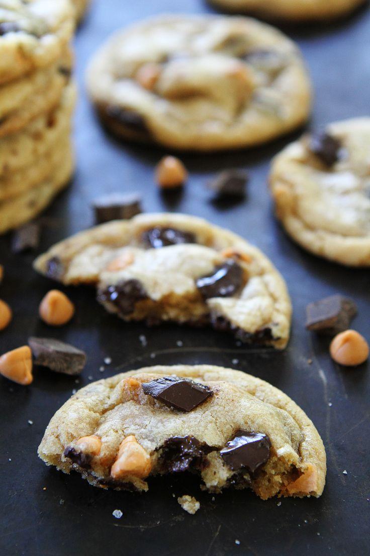 Butterscotch Chocolate Chunk Cookies