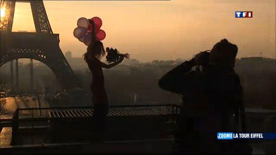Le Journal du week-end - Zoom sur la Tour Eiffel