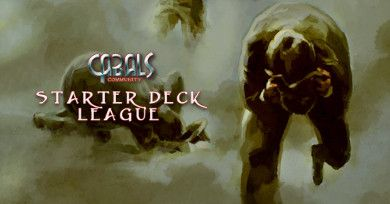 Starter Deck League News | Cabals: Magic & Battle Cards