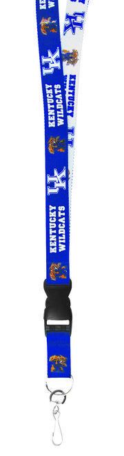 Kentucky Wildcats Lanyard - Two-Tone