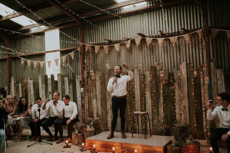 DIY barn wedding in Waimauku NZ - photography by Amy Kate