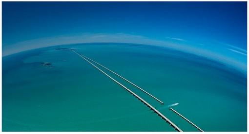 7 mile bridge, FL