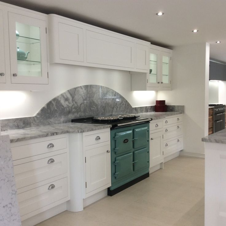 Hand painted bespoke design kitchen with contemporary for Bathroom design norwich