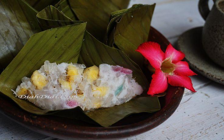 Resep Kue Awug Food Indonesian Cuisine Indonesian Food