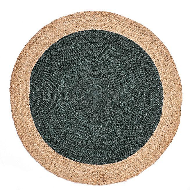 tapis jute rond tapis rond tapis
