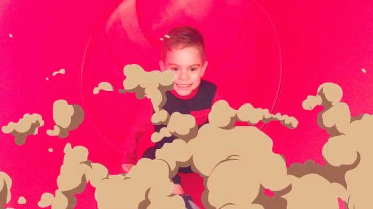 Fun Indoor Playground Day at Mc Donald's - YouTube