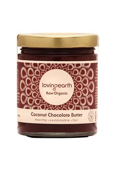 Coconut Chocolate Butter - Raw Organic