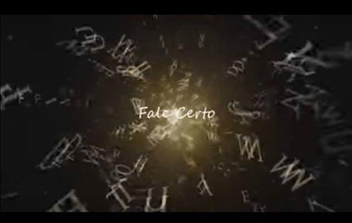 Alto Astral News: FALE CERTO - WEBSÉRIE - EPISÓDIO - 2 -