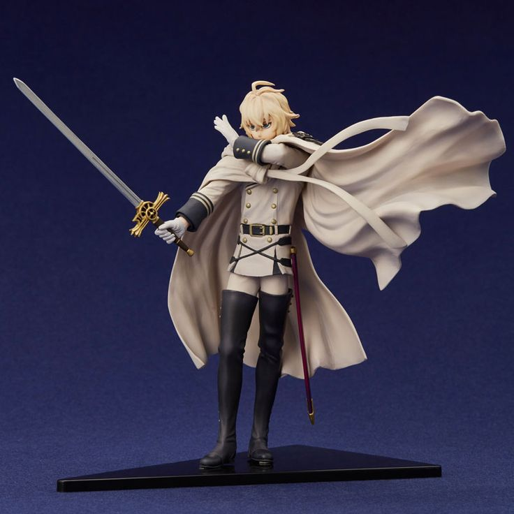 Seraph of the End - Mikaela Hyakuya - mensHdge technical statue No.22 - Union Creative (Jan 2016) - Statuen / PVC - Figuren - Japanshrine | Anime Manga Comic PVC Figur Statue