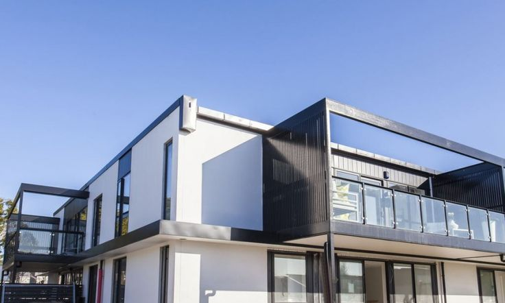 SOLD AT AUCTION: 277 Kilmore Street, (x10 APARTMENTS), Christchurch Central, NZ