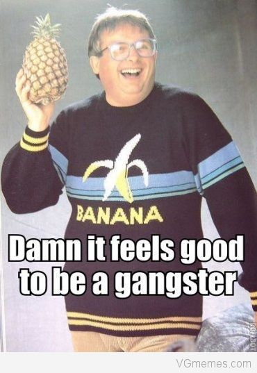 damn it feels good to be a gangsta meme - Yahoo Image Search Results